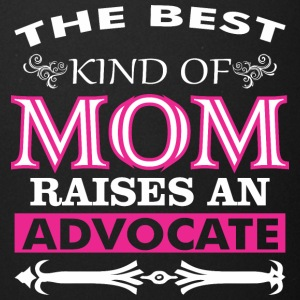 The Best Kind Of Mom Raises A Advocate - Full Color Mug