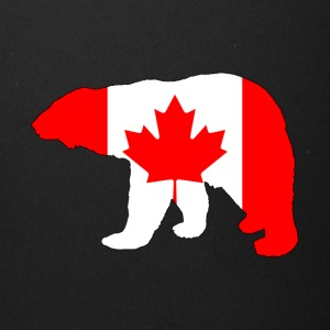 Canada Flag - Polar Bear - Full Color Mug