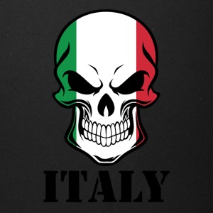 Italian Flag Skull Italy - Full Color Mug