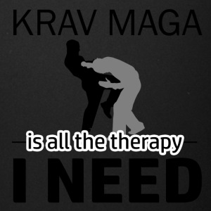 Krav Maga is my therapy - Full Color Mug