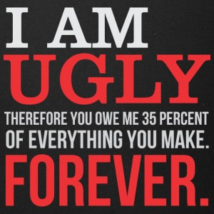 I AM UGLY - Full Color Mug