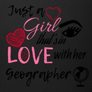 Just a girl that's in love with her Geographer - Full Color Mug