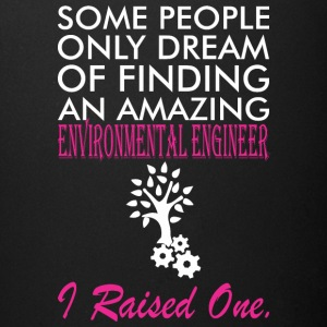 Some People Dream Amazing Environmental Engineer - Full Color Mug
