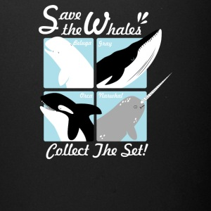 Save The Whales - Full Color Mug