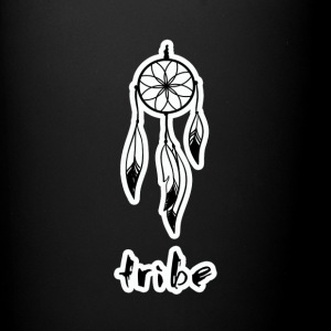 Tribe (Native American #2 with Outline) - Full Color Mug