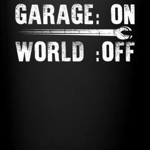 Mechanic Garage On World Off - Full Color Mug