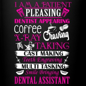 Dental Assistant Shirt - Full Color Mug