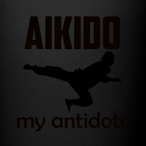 AIKIDO DESIGN - Full Color Mug