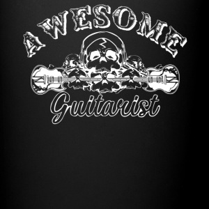 Awesome Guitarist Shirt - Full Color Mug