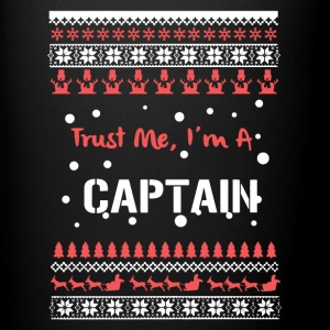 Captain Christmas Shirt - Full Color Mug
