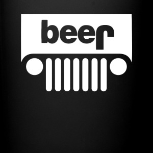 Funny BEER JEEP - Full Color Mug