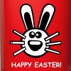 Hare Bunny Happy Easter Rabbit Funny - Full Color Mug