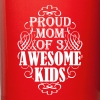 Proud mom of 3 kids - Full Color Mug