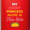 My Disney princess name Funny Unique T-shirt - Full Color Mug
