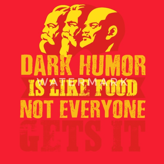 Dark Humor communism joke funny gift Full Color Mug