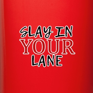 Slay in Your Lane T-shirt - Full Color Mug