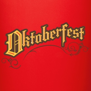 Oktoberfest logo - Full Color Mug