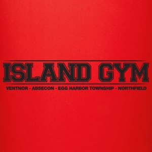 Island Gym Block Text 01 - Full Color Mug