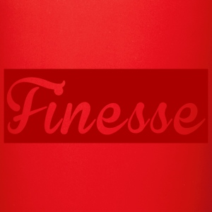 Finesse Red/White Supreme for men and women - Full Color Mug