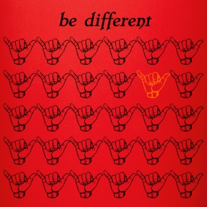 Be different Tranquilo - Full Color Mug