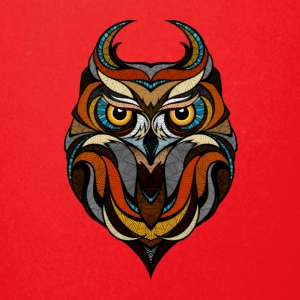 Red Owl - Full Color Mug