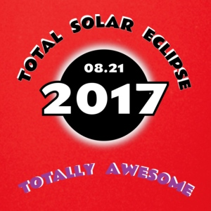 2017 Total Solar Eclipse Totally Awesome - Full Color Mug