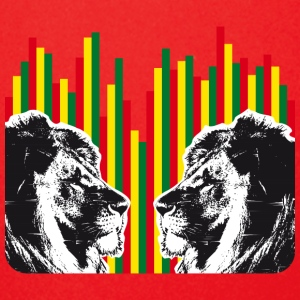 Reggae lions, lions of judah - Full Color Mug