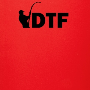 DTF Down To Fish - Full Color Mug