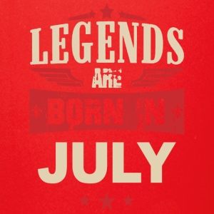 Legends Are Born in july - Full Color Mug