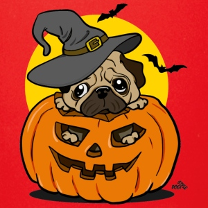 Halloween pug dog - Full Color Mug