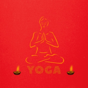 Yoga and meditation - Full Color Mug
