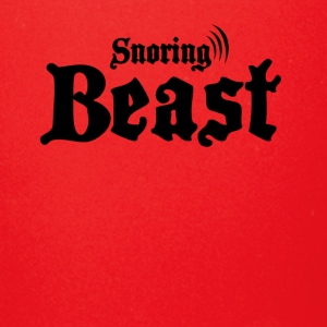 Snoring beast - Full Color Mug