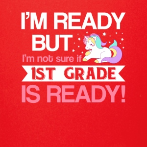 Not Sure If 1st Grade Unicorn Is Ready - Full Color Mug