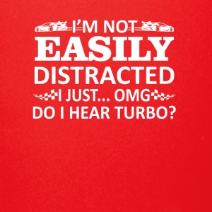 Not Easily Distracte I Hear Turbo Racing - Full Color Mug