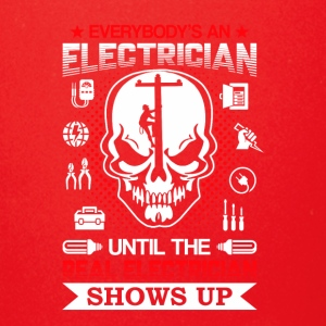 Everybody Electrician Until Real Show Up - Full Color Mug