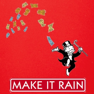 Make it Rain Monopoly - Full Color Mug