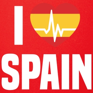 I love Spain - Full Color Mug