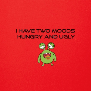 I have two moods hungry and ugly - Full Color Mug