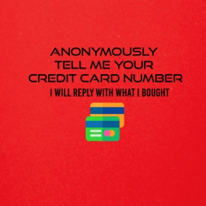 Tell me your credit card number - Full Color Mug