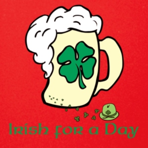 Irish For A Day - Full Color Mug