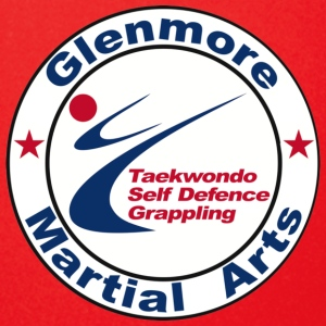 Glenmore Martial Arts logo - Full Color Mug