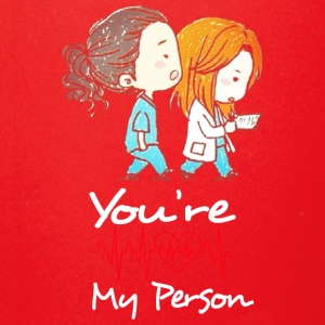 YOU ARE MY PERSON - Full Color Mug