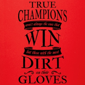 Soccer Goalie True Champions - Full Color Mug