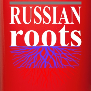 Russian Roots Tshirt - Full Color Mug