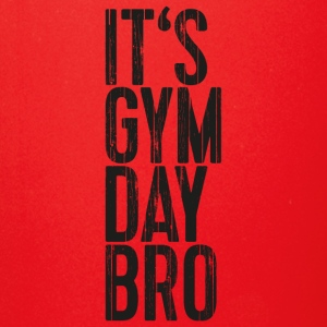 It's Gym Day Bro - Full Color Mug