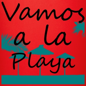 Vamos a la playa - Full Color Mug