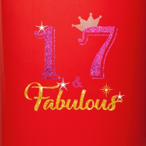 17 Fabulous Queen Shirt 17th Birthday Gifts - Full Color Mug