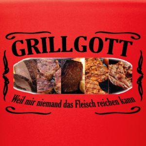 GRILLGOTT schwarz - Full Color Mug