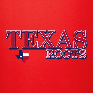 texas roots image - Full Color Mug