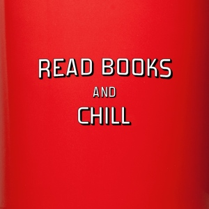 Read Books and Chill - Full Color Mug